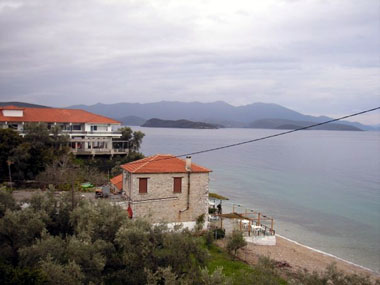 Accommodation 'nicolas' hotel, Rooms to let in Horto Pelion